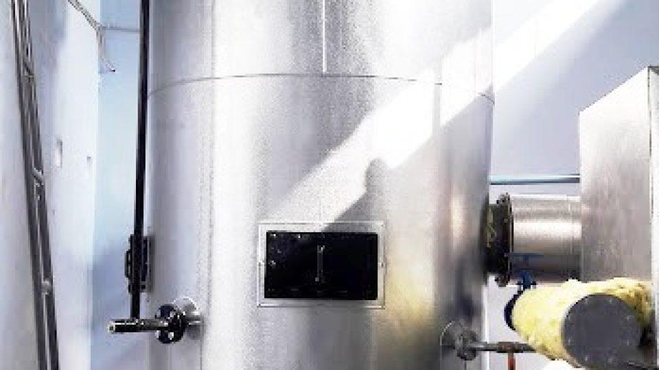 boiler tungku vertical