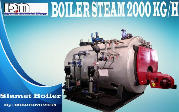 BOILER 2000 KG