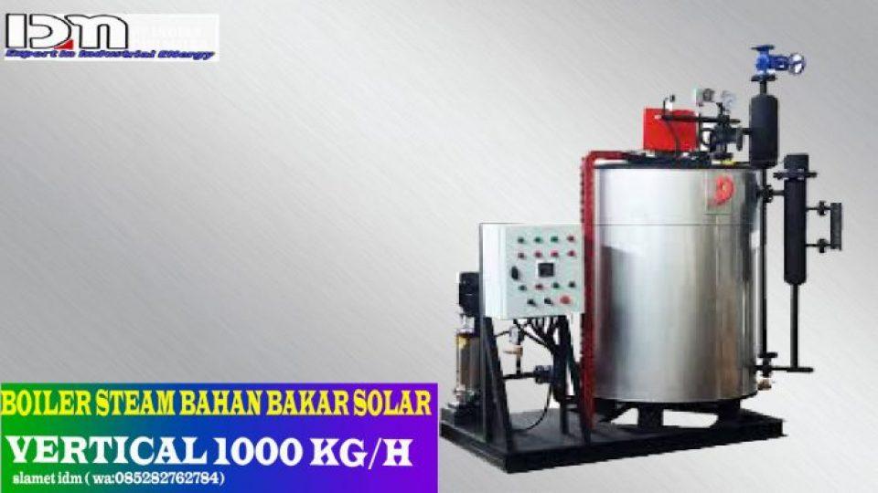 BOILER-STEAM-1000-KG