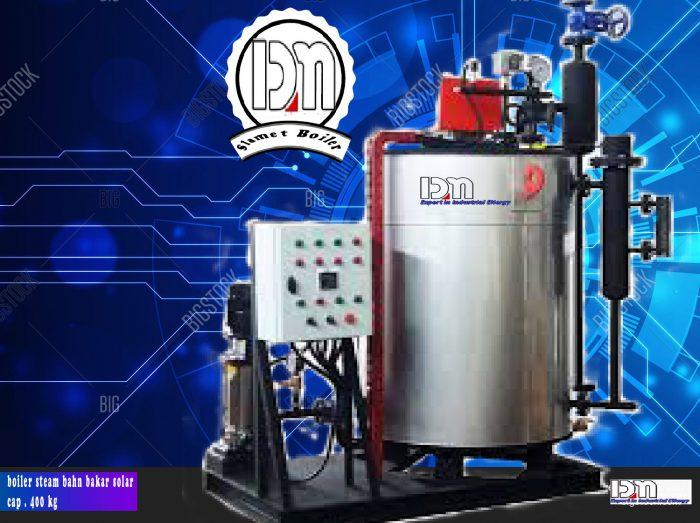 boiler solar 400
