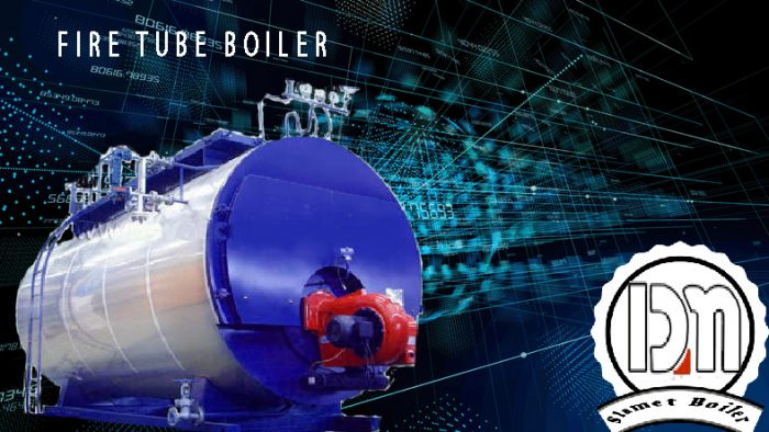FIRE TUBE BOILER 3 TON