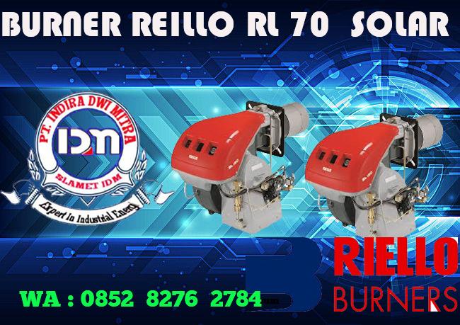 BECKGRAUND BURNER REILLO RL 70