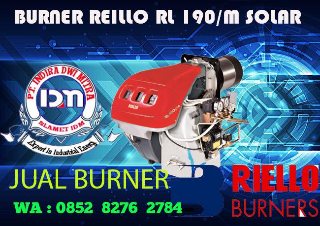BURNER REILLO