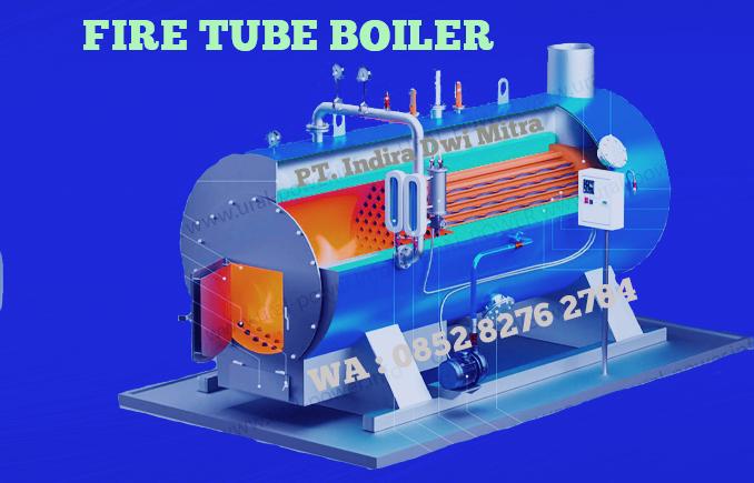 FIRE TUBE BOILER 1